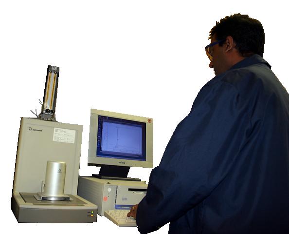 Fauske & Associates, LLC testing lab