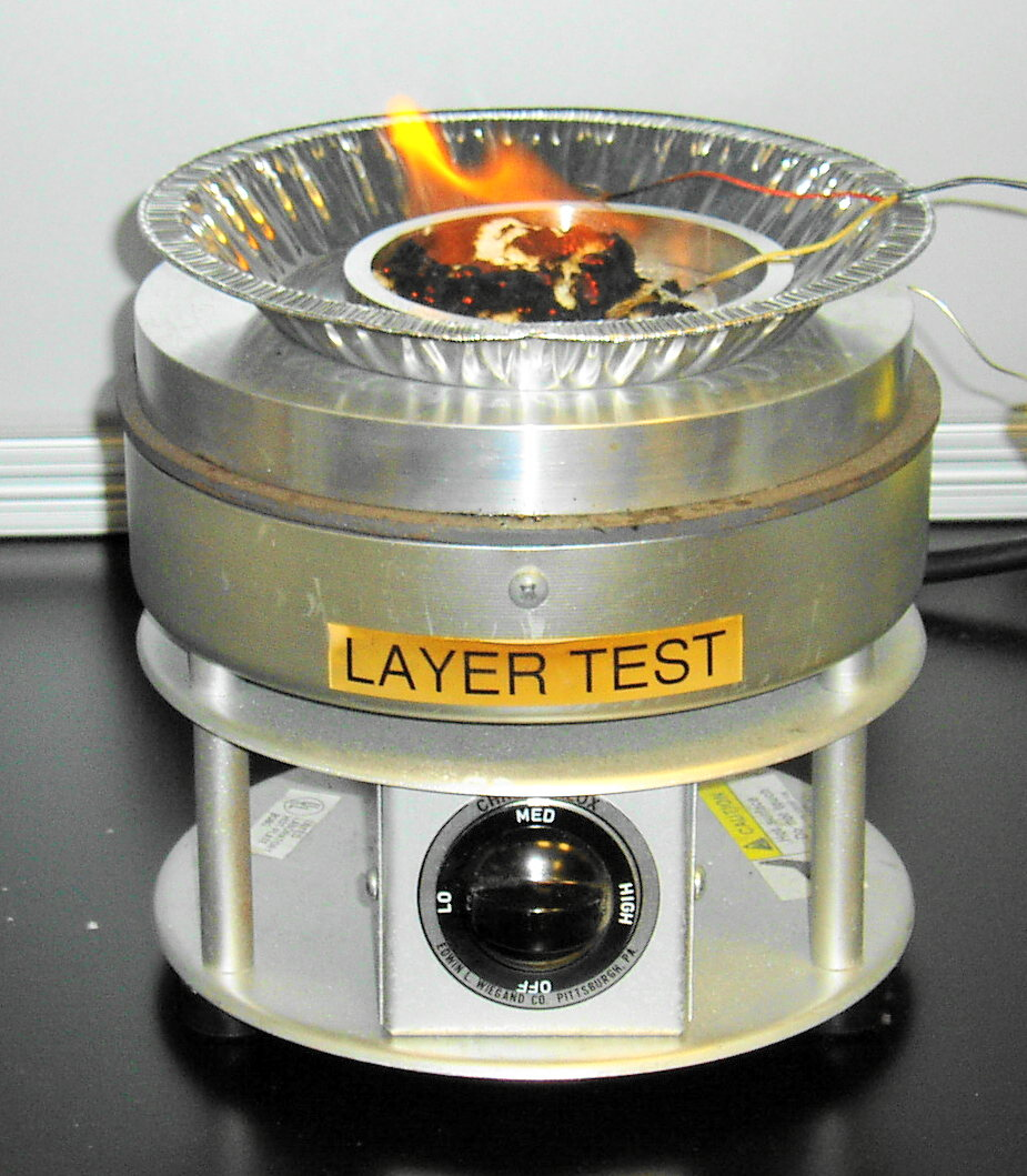 Layer Ignition Test (LIT)