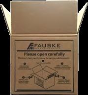 FAI Dust Collection Kit outside