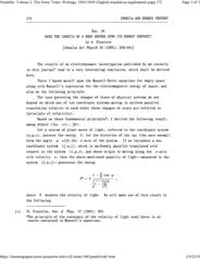 Einstein Nuclear Text