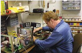 VSP2 calorimeter industrial safety hazard management