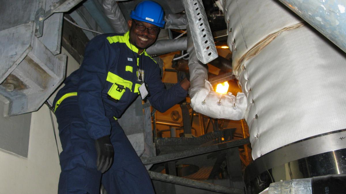 Samad_Pipe Clamp Installation