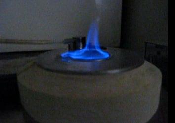 Sustained Burning