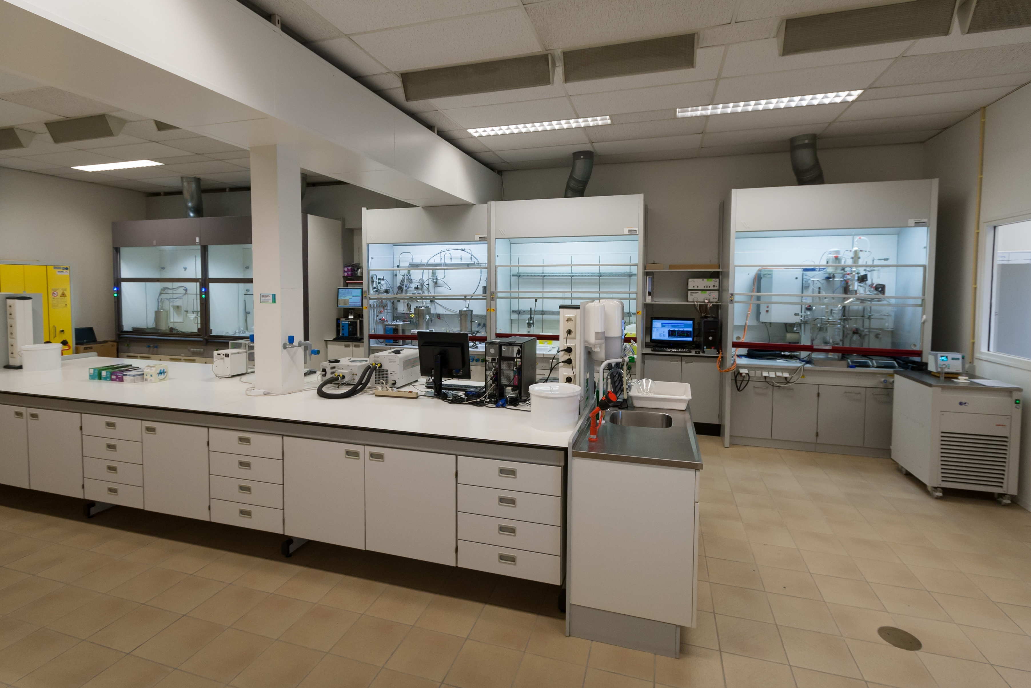 Fauske Lab in the Netherlands