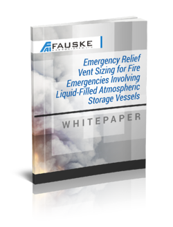 FAI emergency relief vent sizing