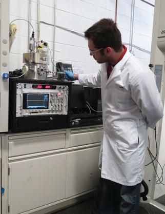 flammability test technician