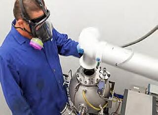 Combustible Dust Testing MIE