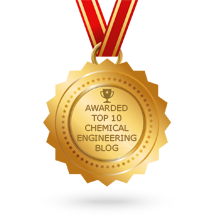 top chemical engineering award