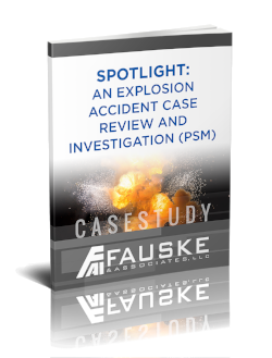 An Explosion Accident Case Review and Investigation (PSM)