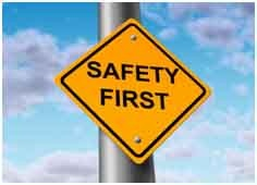 Process Safety First in Plants